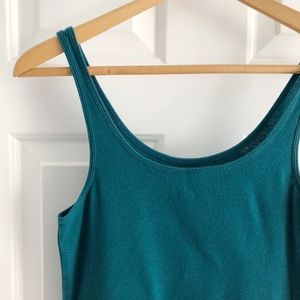Old Navy Teal/Turquoise Tank Top/Tami/Camisole